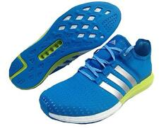 Adidas Para Hombre Climacool Gazelle Boost Originals Trainer S77241 Azul UK 7.5