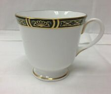 "ROYAL WORCESTER ""MOUNTBATTEN GREEN"" TEACUP 3 1/4"" HIGH, BONE CHINA NEW"