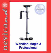 Wondlan Magic 3  Piastra + Borsa    Steadicam Steadycam Stedicam Flycam 5000 HD