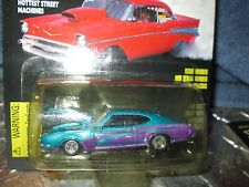 69 OLDSMOBILE 442    HOT ROD  Racing Champions ISSUE  #79 1/58  1 OF 19,998