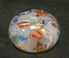 Paperweight Baccarat, Mitte 19.Jh. Sog. ''End of the day'' oder ''Scramble''.