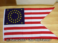 Fahnen Flagge USA Cavaley Guidon - 90 x 150 cm