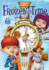 Frozen in Time Ed Asner, Mira Sorvino, Drake Bell DVD