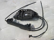 RENAULT GRAND SCENIC ELECTRIC HANDBRAKE MOTOR ~7 SEATER~UNIT with Cables