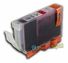1 Red CLI-8R / CLI8R / CLI8 R Compatible Ink Cartridge for Canon Pixma Printers