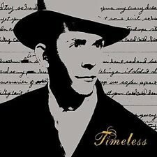 Hank Williams Timeless 2001 Tribute CD w. Tom Petty, Bob Dylan, more! / EX