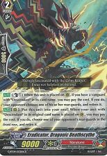 CARDFIGHT VANGUARD: ERADICATOR, DRAGONIC DEATHSCYTHE - G-BT09/032EN R RARE