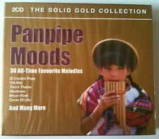 PANPIPE MOODS - THE SOLID GOLD COLLECTION  2CD NEUF