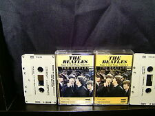 BEATLES ROCK 'N' ROLL MUSIC VOL 1 & 2 – RARE AUSTRALIAN DOUBLE CASSETTE TAPE NM