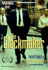 THE CLOCKMAKER  PHILIPPE NOIRET    NEW SEALED DVD KINO DVD OOP
