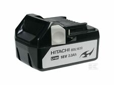 Batterie BSL 1830 18V 3Ah Lion slide HITACHI 330068