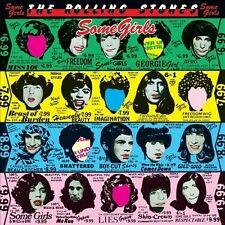 The Rolling Stones ‎– Some Girls (Remastered) CD NEW