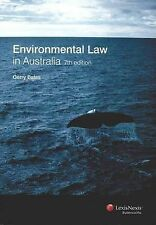 Environmental Law in Australia by Gerry Bates (Paperback, 2010)