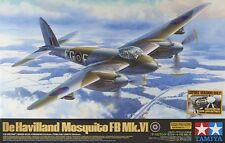 Tamiya 1/32 De Havilland Mosquito FB Mk.VI Plastic Model Kit 60326 TAM60326