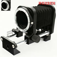 Macro Extension Bellows TUBE FOR Sony Minolta Alpha AF Mount Camera A77 A99 A350