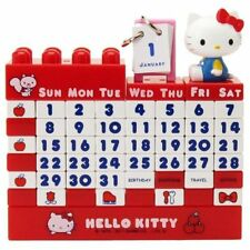 Authentic Sanrio Hello Kitty Block Calendar