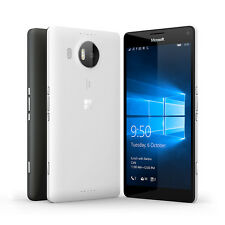 Nokia Lumia 950 RM-1105 32GB GSM Unlocked Smartphone-White-Good