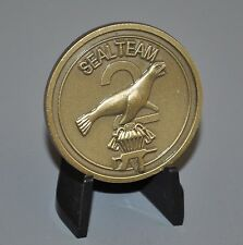 USN Navy SEAL Team 2 Challenge Coin