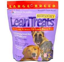 Butler Nutrisentials Lean Treats for Large Breed Dogs - 10 oz (283 Grams)