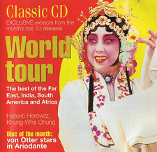 Classic World Music Special Tour CD Nr.95 Jose´ Cura Khung-Wha Chung