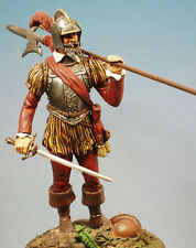 MINIATURAS F. M. BENEITO 90/06 - CAPITAN DEL TERCIO 1533 - 90mm WHITE METAL KIT