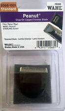 WAHL SIGMA/STERLING 2/BULLET/PEANUT BLADE (BLACK) - EASY CLICK ON ASSEMBLE