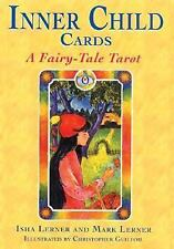 Inner Child Cards: A Fairy-Tale Tarot by Isha/Mark Lerner 320-Pg Book, 78 Cards
