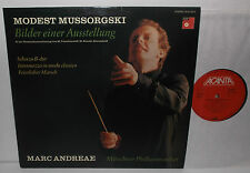 20 22128-8 Mussorgski Pictires At An Exhibition Munich Philharmonic Andreae
