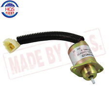 Fuel Shut Off Shutdown Solenoid Kubota Yanmar Synchro Start SA4569T 17594-6001-4