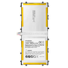 New SP3496A8H 1S2P Battery Samsung Google Nexus 10 Tablet GT-P8110 HA32ARB