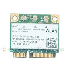 Intel Centrino Ultimate-N 6300 wireless card A/B/G/N WiFi Adapter Card for Dell