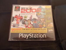 OFFICIAL PLAYSTATION 1 MAGAZINE DEMO DISC 93  12 PLAYABLE  DEMOS BEST OF 2002