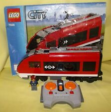 LEGO CITY FRONT CARRIAGE DRIVER & CONTROLLER FROM 9V RC TRAIN SET 7938