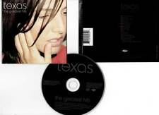 """TEXAS """"The Greatest Hits"""" (CD) 2000"""