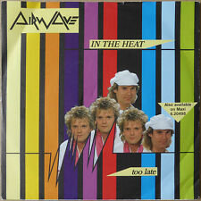 Airwave - In The Heat - Deutschland 1985 - VG++