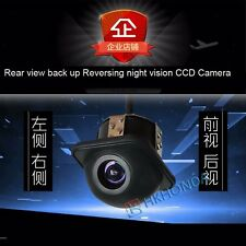 Mini Color CCD Reverse Backup Car Rear View Camera Night Visio waterproof