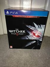 Il Witcher 3 WILD HUNT COLLECTOR'S EDITION PS4