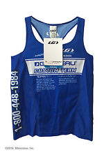 new XL Louis Garneau Singlet women's running power mesh UPF/SPF 20