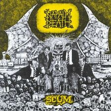 NAPALM DEATH - SCUM - CD NEW SEALED DIGIPACK 2012