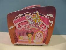 Baby Babyz Bratz Earrings n Things GIRLS School Lunch Box LIKNEW! STORAGE CASE