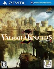 Used PS Vita Valhalla Knights 3 PSV Japan Import (Free Shipping)