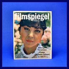 DDR ▶ Filmspiegel 18/1984 James Mason Christine Schorn