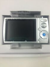 "Digital Camera and Multimedia Player with 2.4"" LCD Display and 4GB Memory"