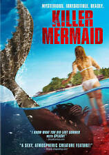 Killer Mermaid DVD, Kristina Klebe, Natalie Burn, Dragan Micanvic, Franco Nero,