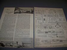 "VINTAGE..FOLKERTS SK-3 RACER ""JUPITER"" ..STORY/HISTORY/5-VIEWS...RARE! (531E)"