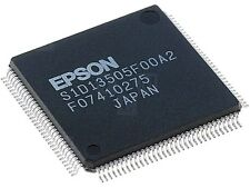 EPSON S1D13505F00A200 QFP-128 IC SED1355 LCD CONTROLLER