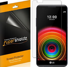 6X Supershieldz® HD Clear Screen Protector Saver Shield For LG X Power
