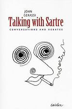 Talking with Sartre: Conversations and Debates-ExLibrary