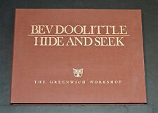 Bev Doolittle - Hide & Seek 6 Print Set - Collectible Hidden Images Prints