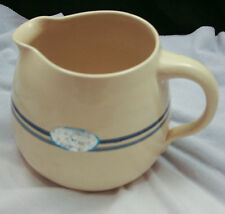 Marshall Pottery Milk or Water Pitcher